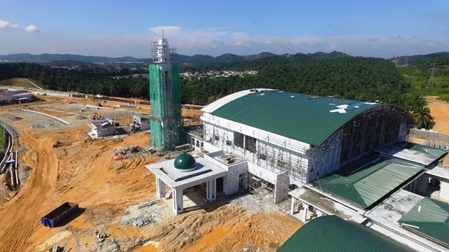 Masjid dan Pusat Jagaan Kanak Kanak Perodua Serendah