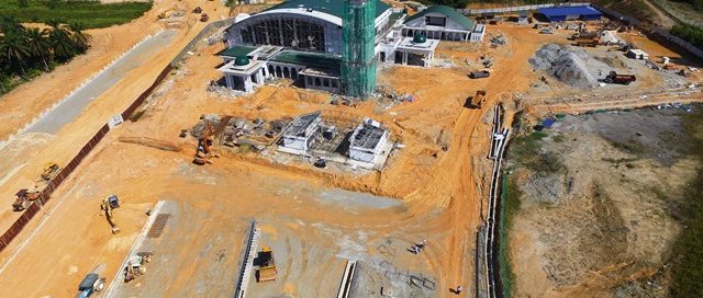 Projek Masjid dan Pusat Jagaan Kanak Kanak Perodua Serendah